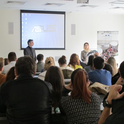 Seminar in Belgrade Džon Nezbit University 2016